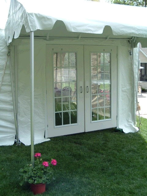 Where to find FRENCH DOORS TENT in Louisville