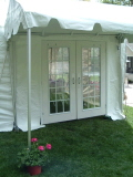 Where to rent FRENCH DOORS TENT in Louisville KY