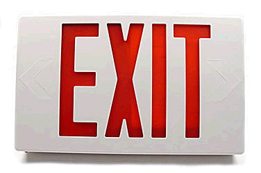 Where to find EXIT SIGN in Louisville