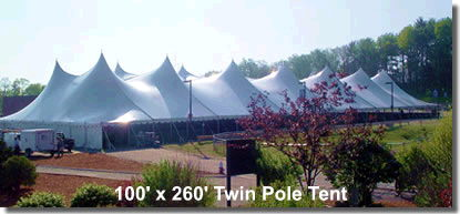 Where to find 100X260 TWIN POLE TENT in Louisville