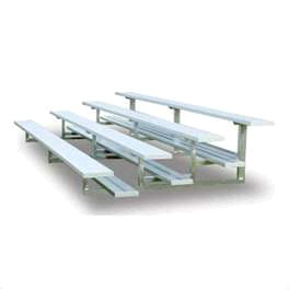 Where to find BLEACHER 4 ROW 15  ALUMINUM in Louisville