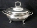 Where to rent SILVER SOUP TUREEN OVAL W LADLE in Louisville KY