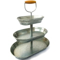 Where to rent 3 Tier Galvanized Dessert Stand in Louisville KY