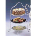 Where to rent SILVER 3 TIER DESSERT STAND SM in Louisville KY