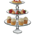 Where to rent GLASS DESSERT TIERS 8,10,13 in Louisville KY