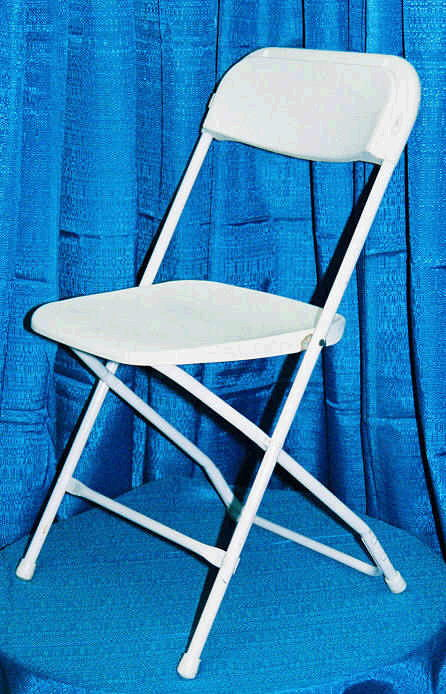 Where to find WHITE SAMSONITE CHAIRS in Louisville