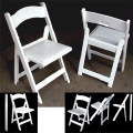 Where to rent WHITE RESIN CHAIRS W  PADDED SEAT in Louisville KY