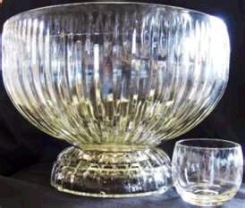Where to find PUNCH BOWL 2 GAL GLASS RIBBED in Louisville