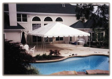 Where to find 20X30 FRAME TENT in Louisville