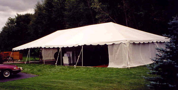 Where to find 20X50 FRAME TENT in Louisville
