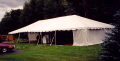 Where to rent 20X50 FRAME TENT in Louisville KY