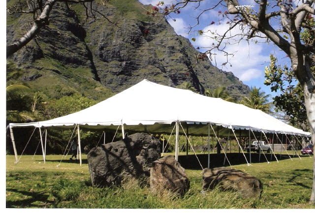 Where to find 40X120 POLE TENT in Louisville