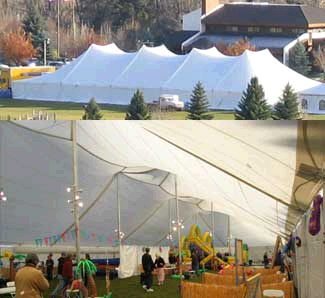 Where to find 60X220 TWIN POLE TENT in Louisville