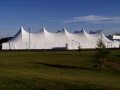 Where to rent 60X240 TWIN POLE TENT in Louisville KY