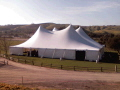 Where to rent 100X90 TWIN POLE TENT in Louisville KY