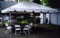 Where to rent 15X15 YELLOW WHITE FRAME TENT in Louisville KY