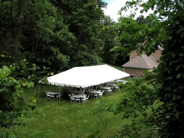 Where to find 16X40 FRAME TENT in Louisville