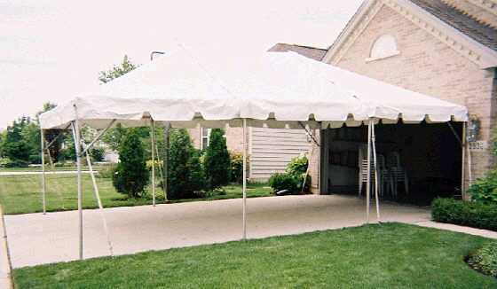 16x48 Frame Tent Rentals Louisville Ky Where To Rent