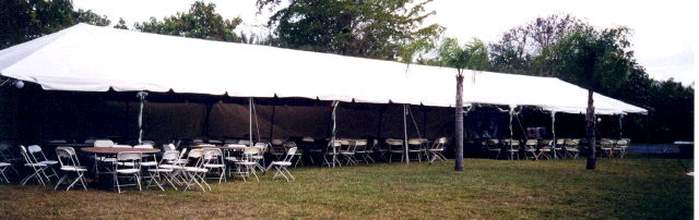 Where to find 20X100 FRAME TENT in Louisville