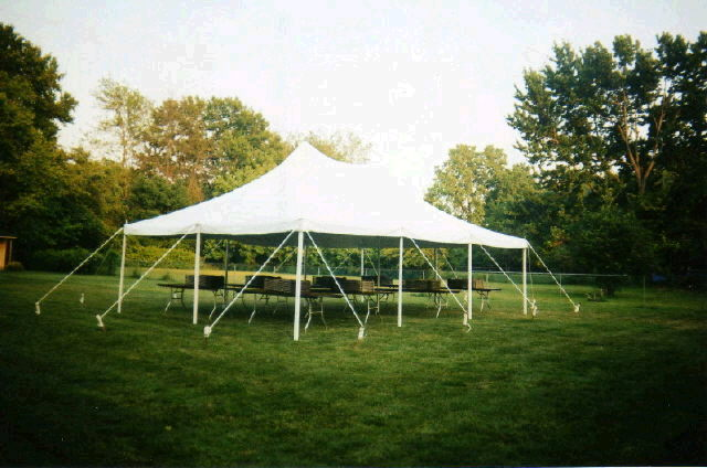 Where to find 20X30 HIGH PEAK POLE TENT in Louisville