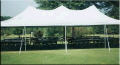 Where to rent 20X40 POLE TENT in Louisville KY