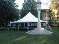 Where to rent 30X30 HIGH PEAK POLE TENT in Louisville KY