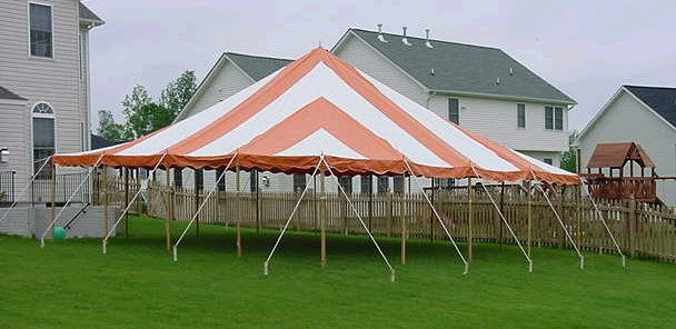 Where to find 30X30 POLE TENT in Louisville