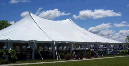 Where to find 30X45 HIGH PEAK POLE TENT in Louisville