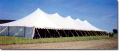 Where to rent 30X90 HIGH PEAK POLE TENT in Louisville KY