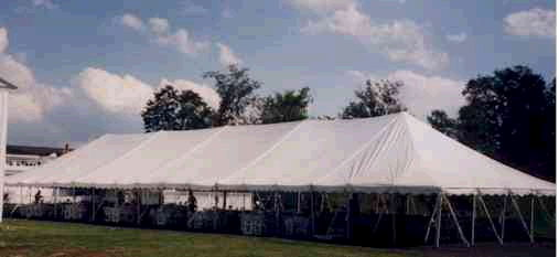 Where to find 30X90 POLE TENT in Louisville