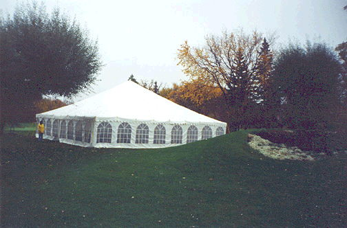 Where to find 40X40 FRAME TENT in Louisville