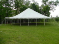 Where to rent 40X40 POLE TENT in Louisville KY