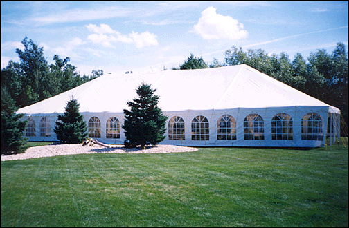 Where to find 40X80 FRAME TENT in Louisville