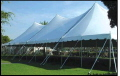 Where to rent 40X100 HIGH PEAK POLE TENT in Louisville KY