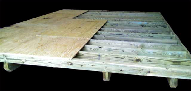 Where to find SUBFLOOR PLYWOOD 2X6 in Louisville