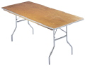 Where to rent 8  TABLE PLYWOOD TABLES in Louisville KY