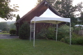 Where to rent 10X10 HIGH PEAK FRAME TENT in Louisville KY